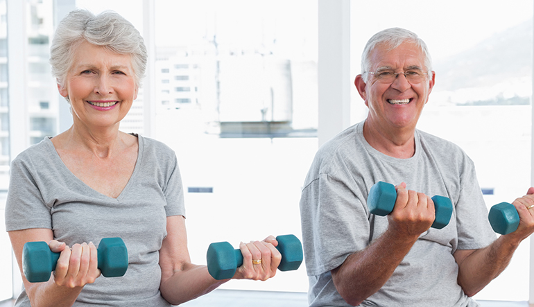 Why Exercise Is Important For Senior Health River Road